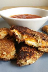 Cauliflower Mozzarella Sticks