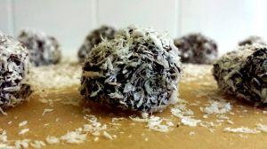 Chocolate Coconut Truffle