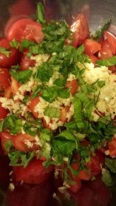 Roasted Tomato Prep