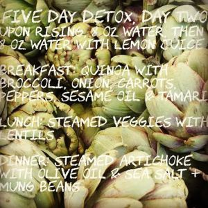 Detox Day 2
